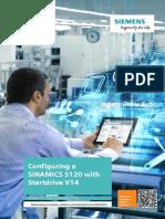 Siemens Stardrive v14109743270 SINAMICS S120 TIA DOCU v10 En