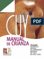 Manual Crianza de Cuyes