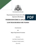 Termodinamica Aplicada a Los Diagramas de Fases
