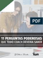 11 Perguntas Poderosas PNL