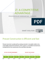 Precast- A Competetive Advantage