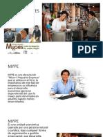 Las MYPES Como Clientes