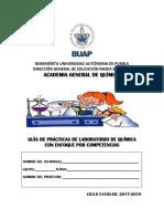 Guía de Lab-quimica 2017-2018