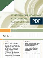 Maestría de Psicologia Comunitaria Nivelacion-1 (1)