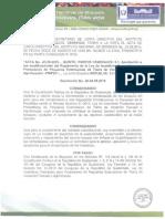 Reglamento Pinpep Agosto 2015