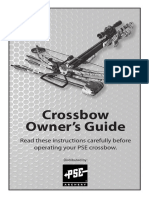 Crossbow Owners Manual