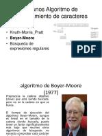 Algoritmo de Procesamiento
