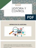 6) Auditoria - Control