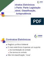 Contratos Eletrônicos Segunda Parte