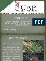 guaranda geologia