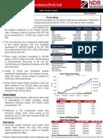 Daily Market Update 18.08
