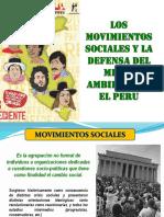 Los Movimientos Sociales y La Defensa Del Medio Ambiente en El Peru