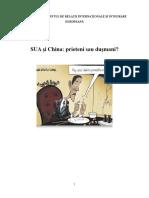 Relatia Sua China
