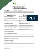 dpd course list