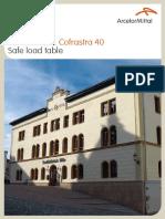 ArcelorMittal Cofrastra 40 Brochure En