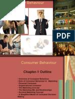 PRIST 3 SEM Consumer Behavior Unit-1