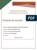 Proyecto de Inversión