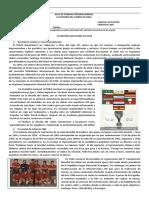 Guia Tercero Medio Historia Del Futbol Chileno