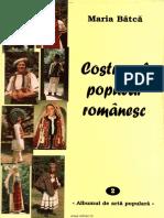 Costumul Popular Romanesc Maria Batca 2006
