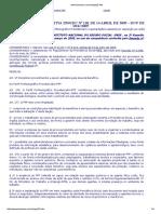 Instrução Normativa Inssdc n 118, De 14 Abril de 2005