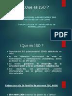 Que es ISO (1)