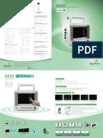 Monitor Multiparametrico Edan Im50