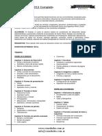CENEDUDES - Temario de Office Completo