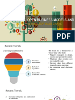 Open Business Models and Closed-Loop Value Chains