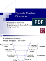 Pruebas de Software C07 Tipos de Pruebas Dinamicas