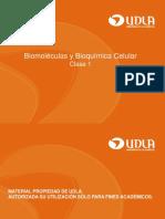 UDLA- Biomoléculas