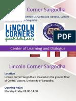 Lincoln Corner