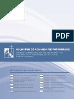 Solicitud Admisión Postgrados Interactiva Ultima Versión 27-06-2016
