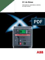 Catal Tecnico - Interruptores Automaticos