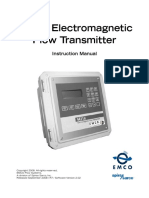 4411e Electromagnetic-Installation Maintenance Manual