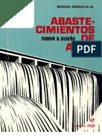 Simon Arocha - ABASTECIMIENTOS DE AGUA.pdf