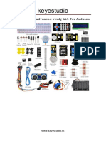 keyestudio+advanced+study+kit+for+Arduino+