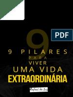 9 Pilares Para Viver Uma Vida Extraordinaria