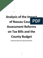 Tax Analysis Report