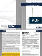 20356165 - Manual Talha de Corrente TC 500-1000-2000-3000