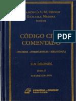 CODIGO CIVIL COMENTADO DE ARGENTINA. SUCESIONES. TOMO II.pdf