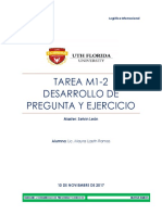 Tarea M1-2 Logistica Internacional..docx