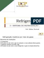 REFRIGERAÇÃO - Aula 3 - Sistema de refrigeração.pdf