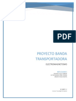 Proyecto Banda Transportadora