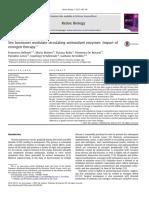 Journal - Sex Hormones Modulate Circulating Antioxidant Enzymes Impact Of