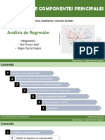 Componentes Principales Regresion (Presentacion)