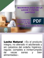 8.  LECHE  Y productos lacteos