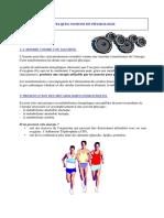 Contenu Théorique Du Cycle Endurance