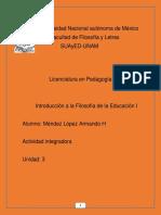 Filo Act Integradora U2 Mendez Lopez Armando.