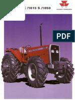 Massey Ferguson 1499-1615-1650