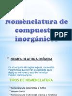 Nomen Comp Inorganicos